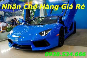 """""""Choáng"""" Lamborghini Aventador màu xanh cực độc mới về Việt Nam"""