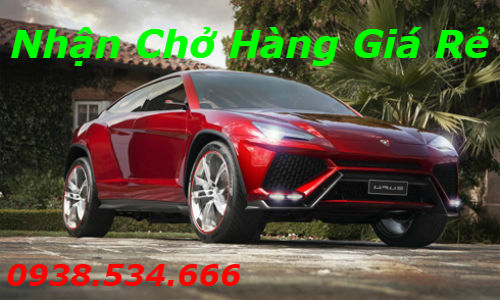 'Siêu' SUV Lamborghini Urus giá từ 200.000 USD