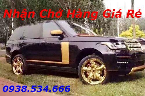 Bộ vành Rồng vàng giá 100 triệu đồng cho Range Rover