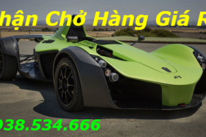 BAC mang mẫu siêu xe Mono Single-Seater Supercar tới Pebble Beach