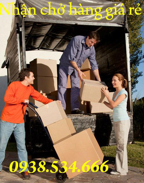 Vận tải hàng hóa quận 6