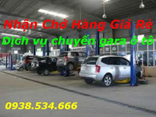 Dịch vụ chuyển gara ô tô