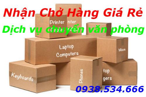 Dịch vụ chuyển văn phòng trọn gói TPHCM