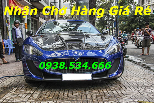 Hàng hiếm Maserati Granturismo MC Stradale của đại gia Sài Gòn