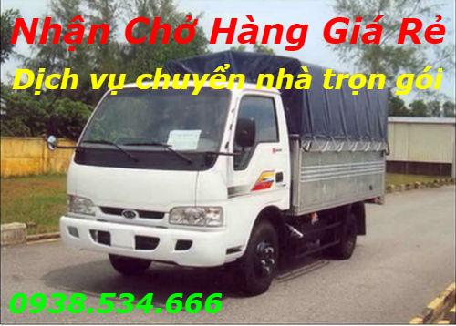 Lợi ích khi dùng dịch vụ chuyển nhà trọn gói