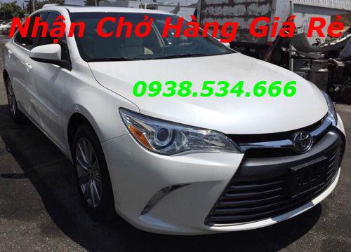 Toyota Camry 2015 nhập lướt giá 1,8 tỷ tại Việt Nam