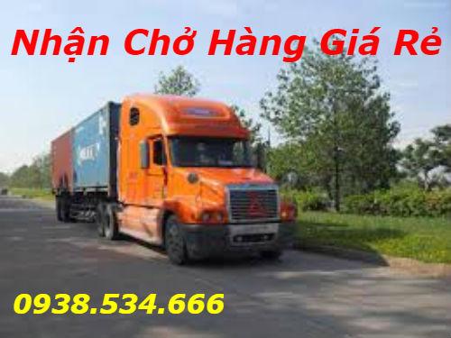 Vận tải hàng hóa - Vận chuyển hàng hóa