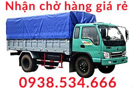 Nhận chở hàng tại Lâm Đồng