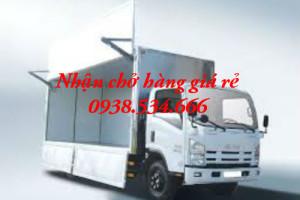 Cần thuê xe tải vận chuyển hàng hóa