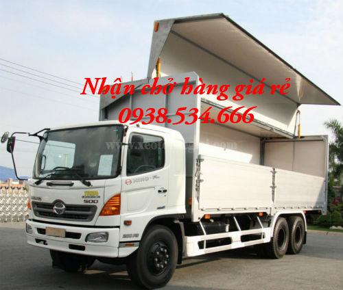 thuê xe tải chở hàng hcm