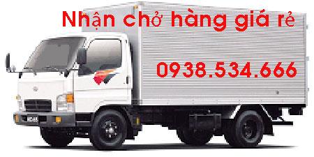 Xe tải chở thuê quận 3