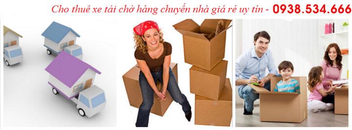 Vận chuyển văn phòng trọn gói tại Bình Chánh