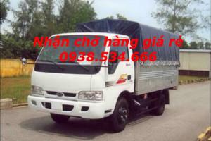 Cho thuê xe tải nhỏ chuyển nhà trọn gói tại ven Hồ Tây