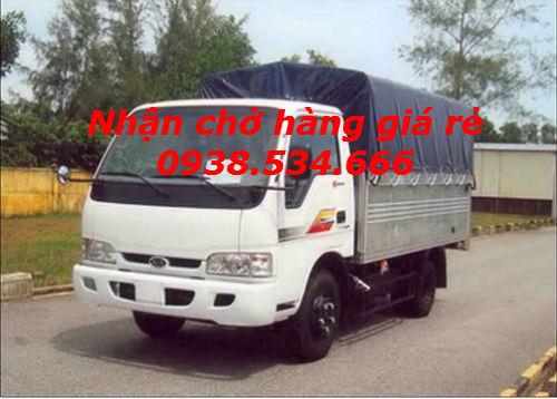 Cho thuê xe tải nhỏ chuyển nhà trọn gói tại quận 5