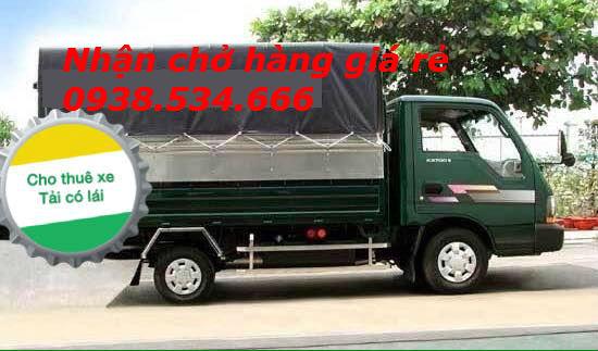 Cho thuê xe tải nhỏ chuyển nhà trọn gói tại quận 11