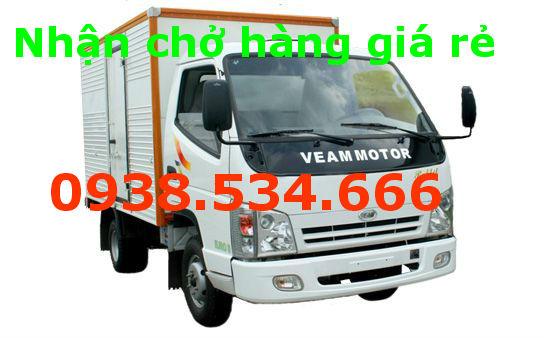 Dịch vụ vận chuyển hàng công nghiệp tại khu công nghiệp - tiểu thủ công nghiệp