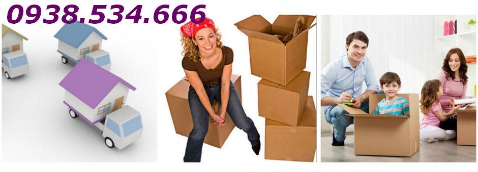Dịch vụ chuyển nhà trọn gói tại quận 3