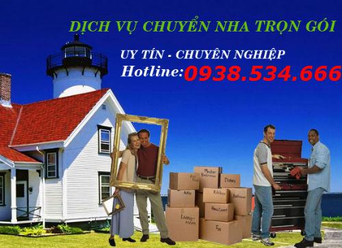 Dịch vụ chuyển nhà giá rẻ tphcm