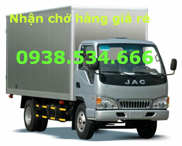 Dịch vụ vận chuyển hàng công nghiệp tại khu công nghiệp Phạm Văn Cội