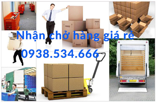 Dịch vụ vận chuyển hàng công nghiệp tại khu công nghiệp Tân Thới Hiệp