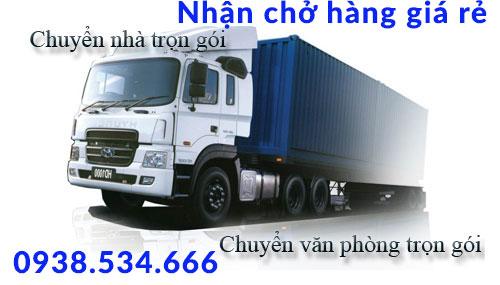 Nhận chở hàng giá rẻ từ TPHCM đi các tỉnh Miền Tây