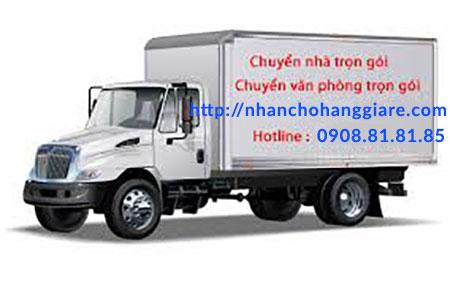 Dịch vụ vận chuyển nhỏ lẻ tại quận 7