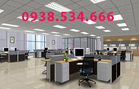 Cho thuê xe tải chuyển văn phòng quận Bình Thạnh - 0938.534.666