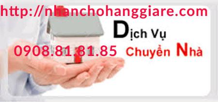 Chuyển nhà trọn gói giá rẻ tại Thủ Đức