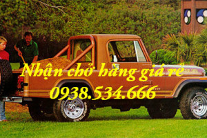 Thuê xe giá rẻ chở hàng