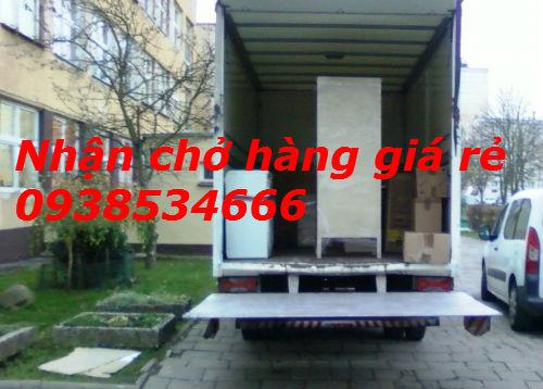 Thuê xe tải giá rẻ tại khu công nghiệp Đông Nam