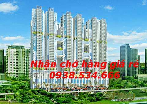 Vận chuyển nhà tại Khu căn hộ và thương mại Tricon Towers