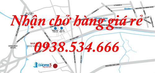 Dịch vụ chuyển nhà giá rẻ tại Bình Tân