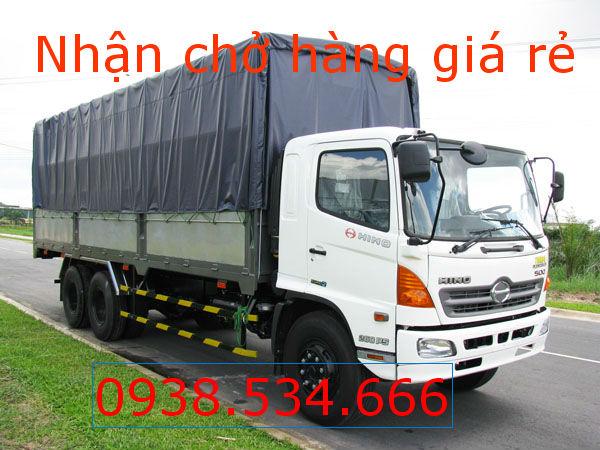Cho thuê xe tải vận chuyển