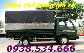 Nhận chở hàng thuê xe tải nhỏ