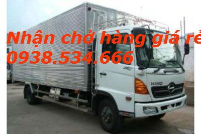 Nhận chở hàng giá rẻ - 0908.81.81.85