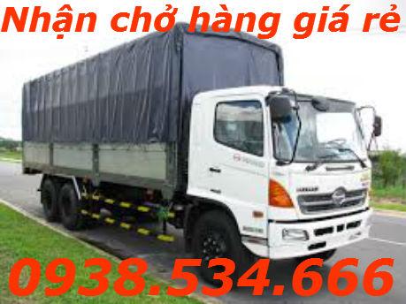 Nhận chở hàng tại huyện Tân Trụ – Long An