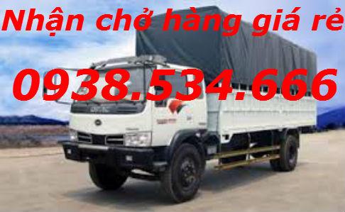 Phương pháp xếp hàng hóa an toàn cho xe tải