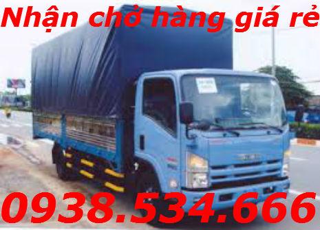 Nhận chở hàng tại huyện Thủ Thừa – Long An