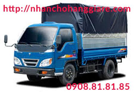 Dịch vụ vận chuyển hàng công nghiệp tại khu công nghiệp Phú Hữu