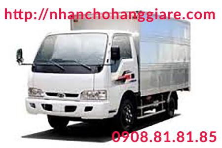 Nhận chở hàng thuê xe tải nhỏ- 0938.534.666