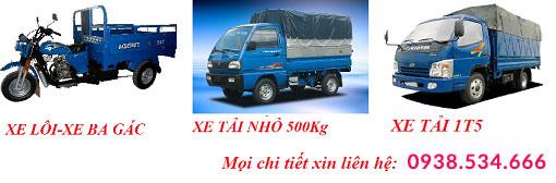 Dịch vụ vận chuyển hàng công nghiệp tại Khu Công Nghiệp Tây Bắc Củ Chi