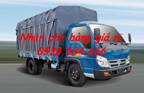 Nhận chở hàng tết 2016 giá rẻ tại Hóc Môn