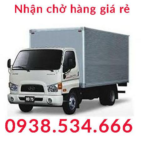 Xe tải chở thuê quận 1