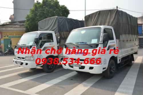 Cho thuê xe tải - 0938.534.666