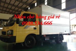 Xe tải chở hàng thuê giá rẻ chất lượng cao