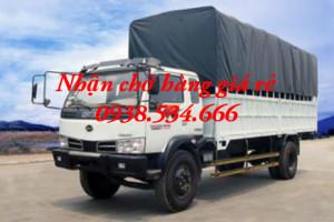 Xe tải chở hàng thuê giá rẻ