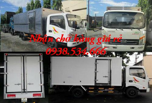 Cho thuê xe tải nhỏ chuyển nhà trọn gói tại Bình Tân