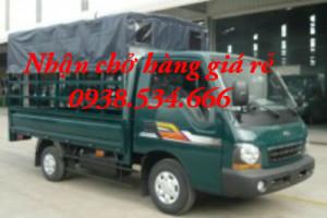 Thuê xe tải chở hàng Sợi – Bao bì – Hạt nhựa giá rẻ tại TP HCM