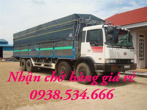 Dịch vụ vận chuyển hàng công nghiệp tại khu công nghiệp Long Thới