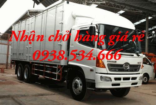 Thuê xe tải chở hàng giá rẻ tại Gia Lai